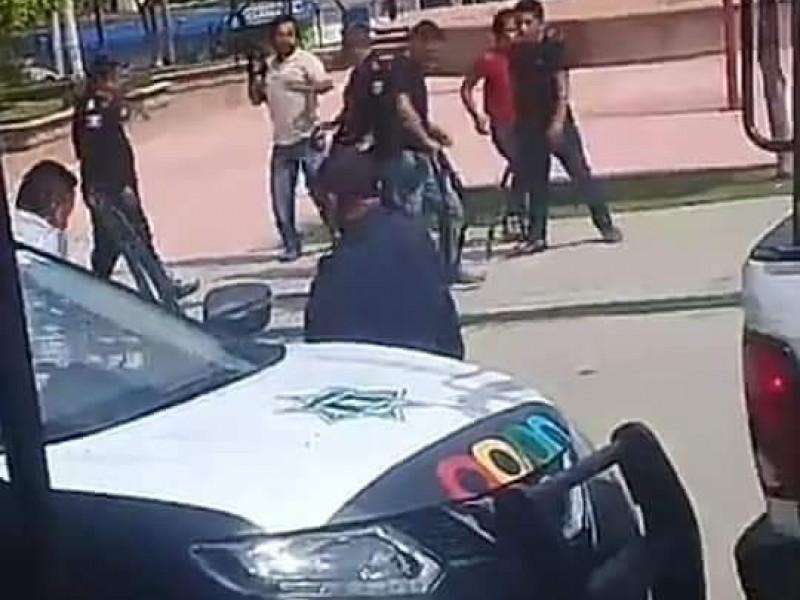 Desarman a policías en Bochil