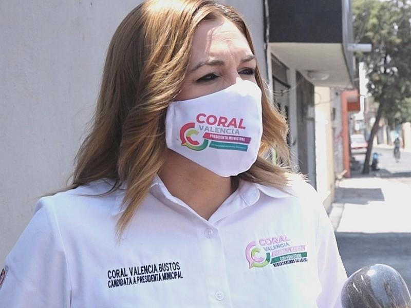 📹Desarrollo Económico requiere acompañamiento con empresarios: Coral Valencia