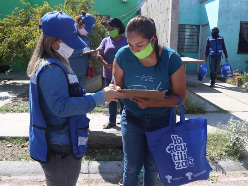 Desarrollo Social dejará de entregar apoyos masivos por contingencia
