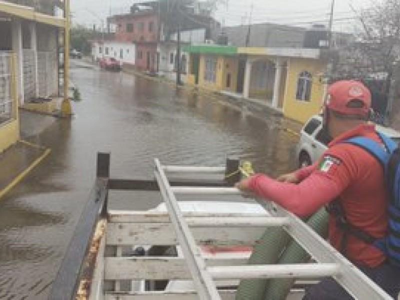 Desastre en 75 municipios de Yucatán tras fuertes lluvias