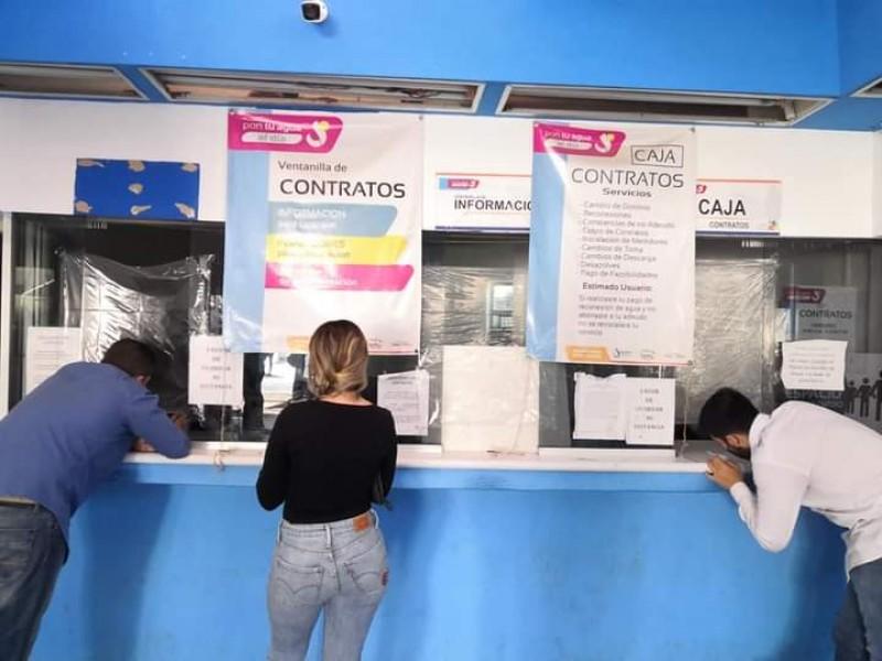 Descarta ayuntamiento capitalino embargo de bienes a deudores de SIAPA-Tepic