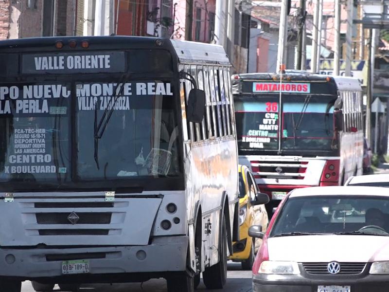 Descarta Ayuntamiento de Torreón aumento al pasaje del transporte público