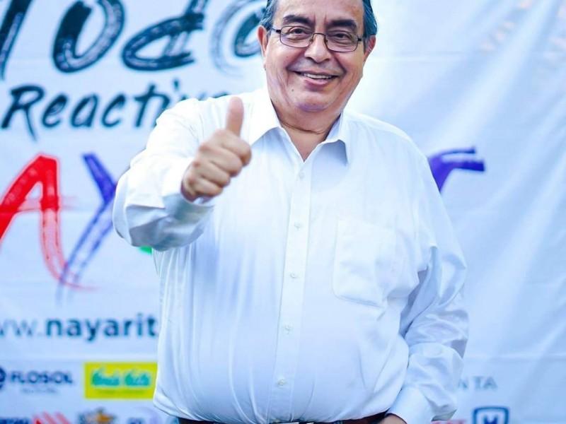 Descarta partido VIVA precandidatura para ex Delegado Manuel Peraza