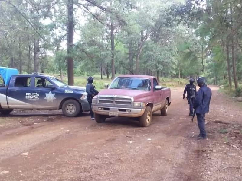 Descarta SSyPC relación de sujetos armados con crimen organizado