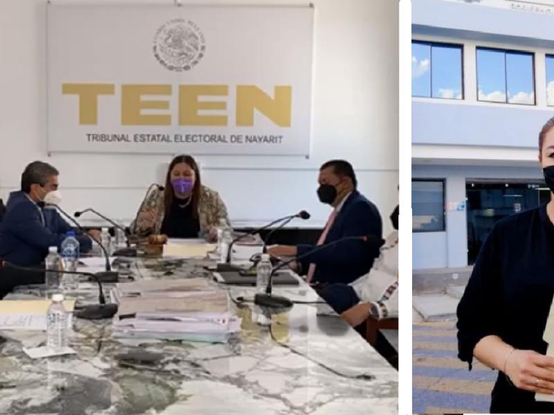 Descarta TEEN violencia política contra exfuncionaria de Xalisco
