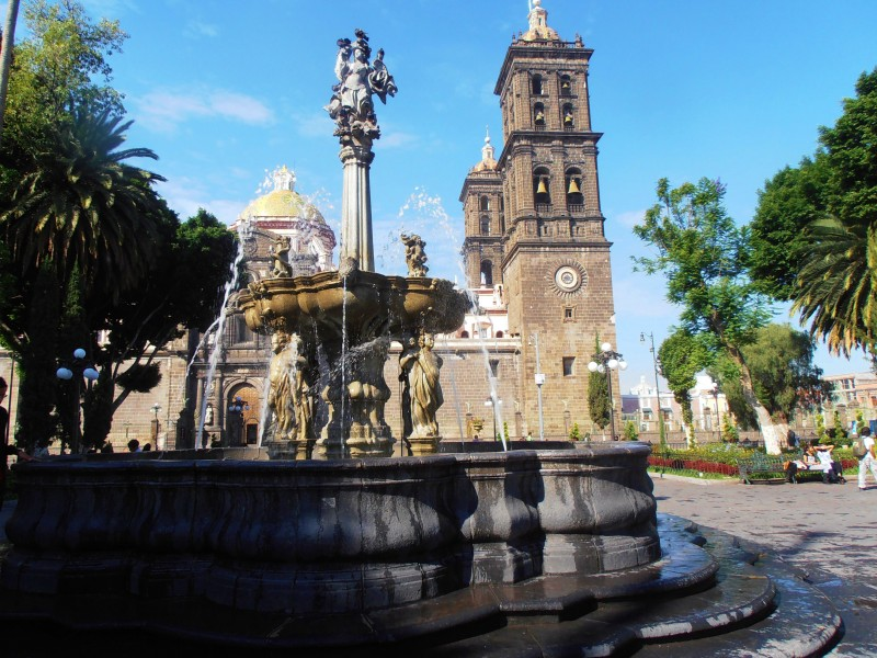Descartan apertura de Zócalo durante fin de semana