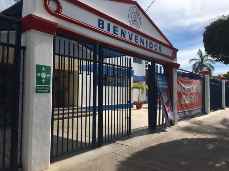 Descartan Colegios particulares regreso a clases en Los Mochis