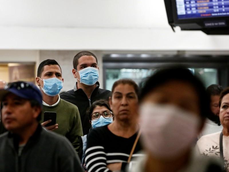 Descartan COVID-19 en canadiense en Ixtapa, diagnostican infección respiratoria