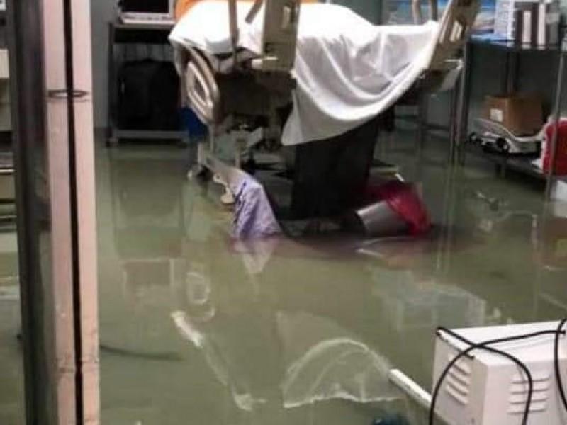 Descartan daños en área Covid-19 del Hospital General de Manzanillo