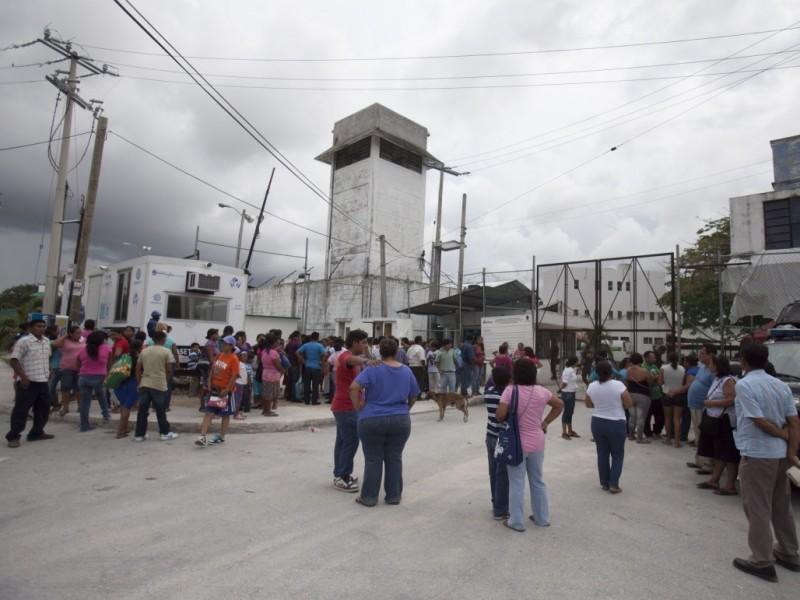 Descartan enfrentamiento en cárcel de Cancún