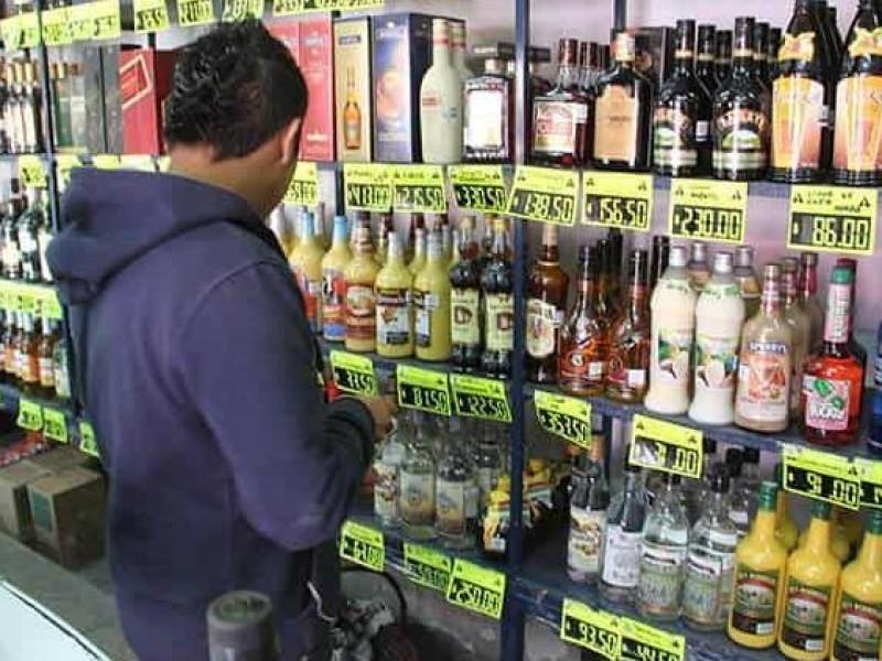 Descartan Incremento y ventas de pánico de bebidas alcohólicas