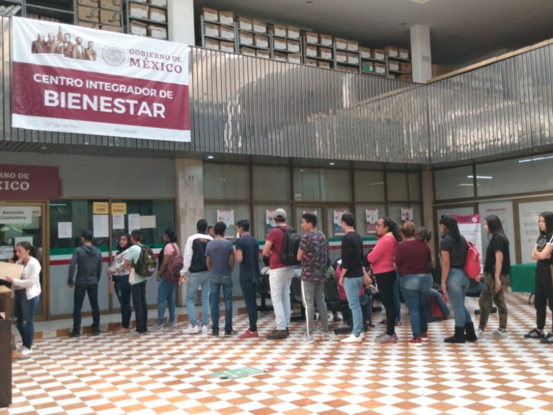 Descartan pagos retroactivos de becas Benito Juárez
