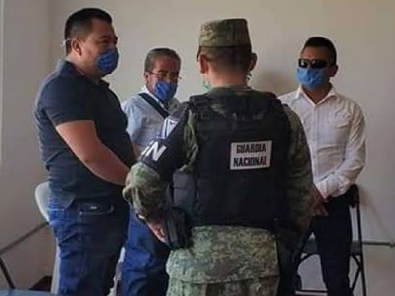 Descartan uso de Guardia Nacional en fase 3 de coronavirus