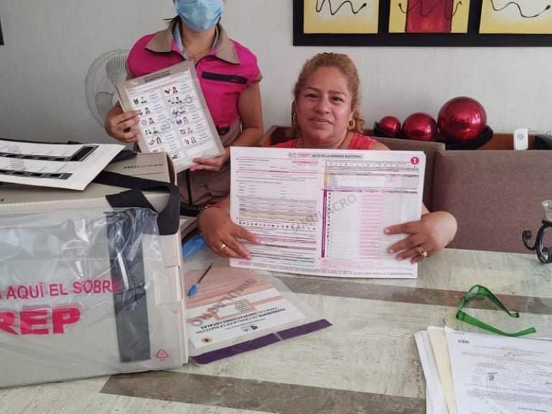Desconfían priistas de conteo PREP en votaciones para presidencia Tepic