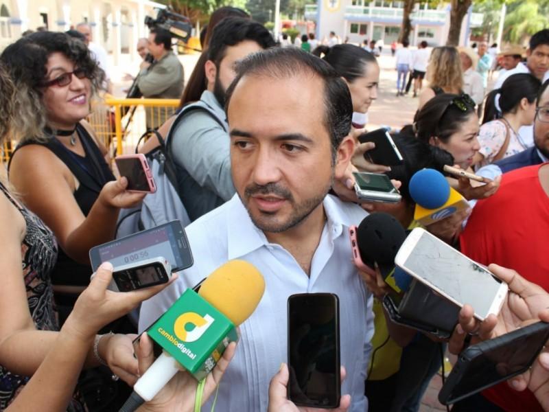 Desconoce alcalde de Veracruz renuncia de Pérez Fraga