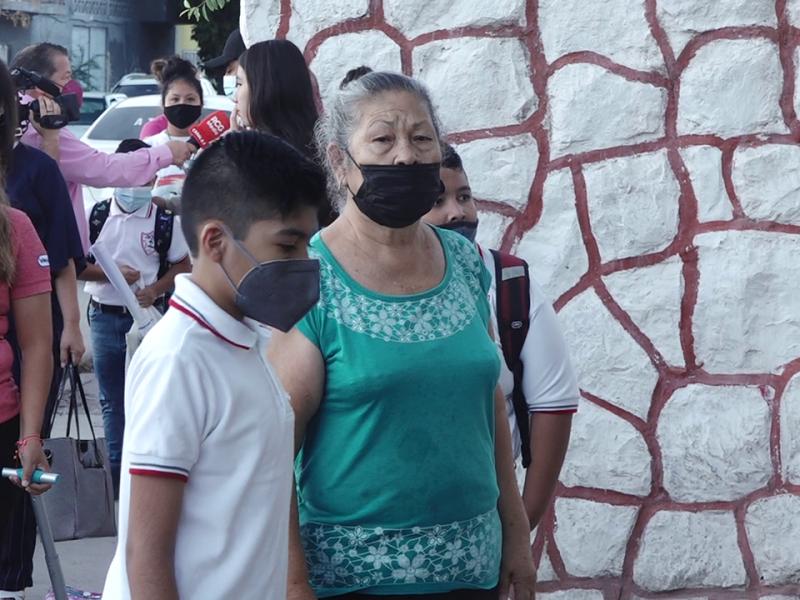 Desconocen cuantos niños serán vacunados en La Laguna