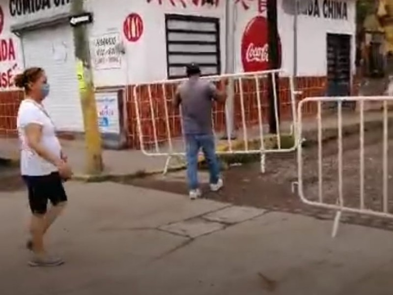 Descontento en Santiago Ixcuintla por cuarentena