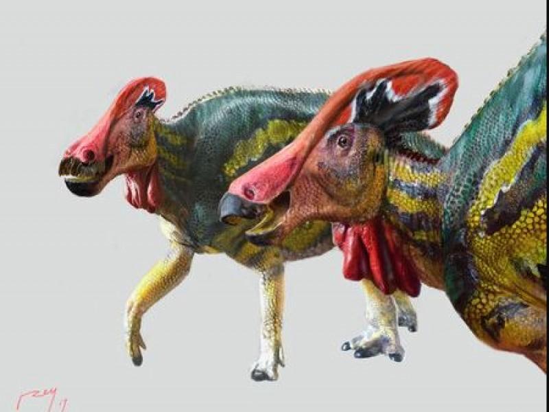 Descubren nueva especie de dinosaurio en México