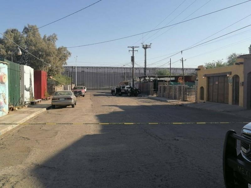 Descubren narcotúnel  transfronterizo en Baja California