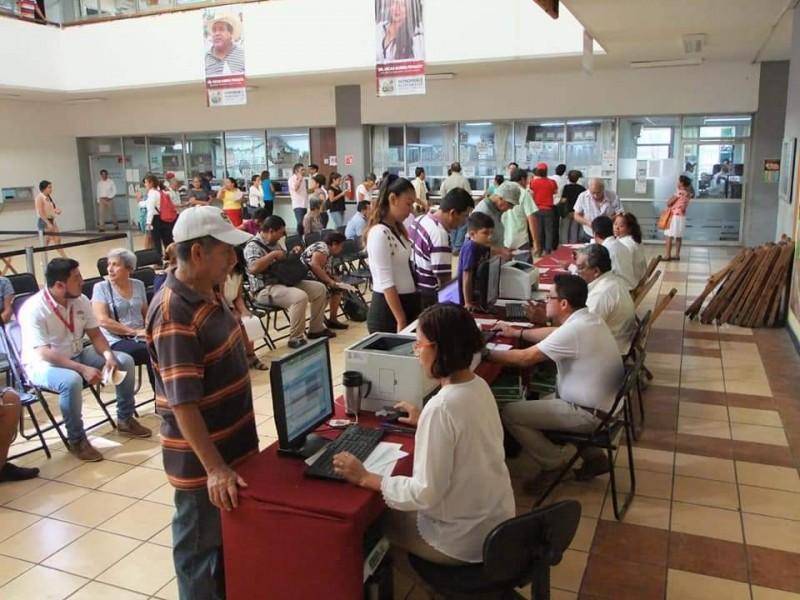 Descuentos en pago predial en Tapachula