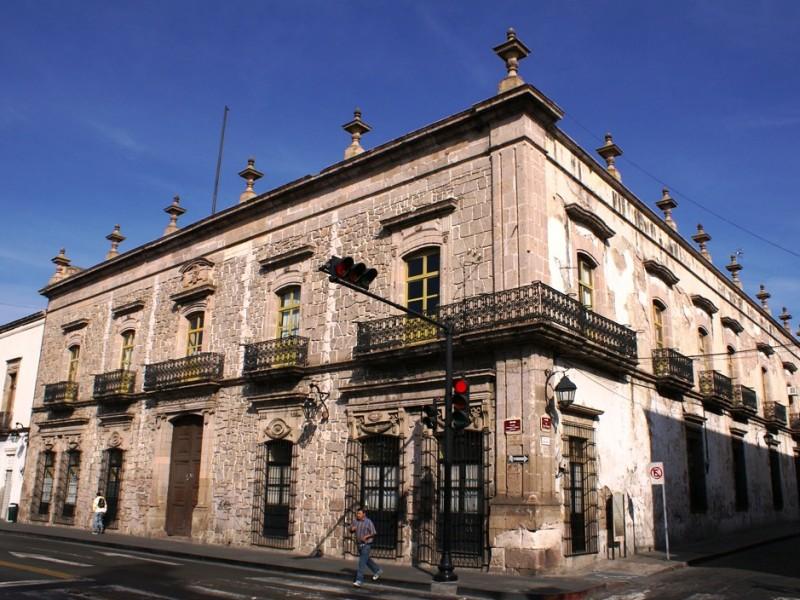 Descuidados  180 edificios en zona de patrimonio de Morelia
