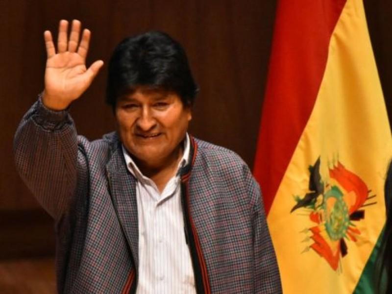 Desde Cuba, Evo promete su retorno a Bolivia
