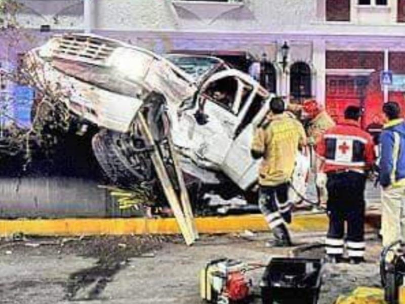 Desde hace 5 años, víctima de accidente vial exige justicia