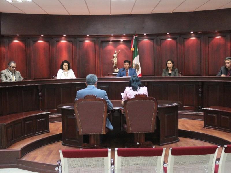Desecha TRIJEZ calumnias contra Mónica Borrego y CuauhtémocCalderon