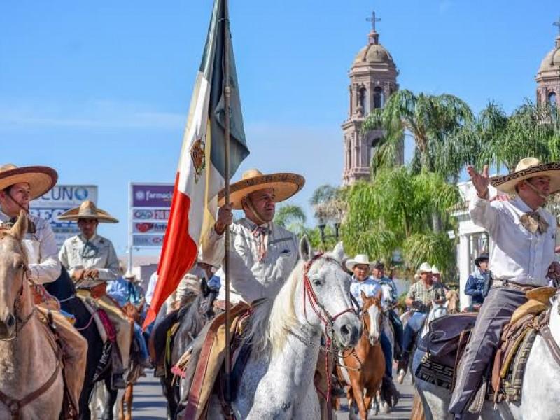 Desfiles cìvicos con menos participación durante cada año
