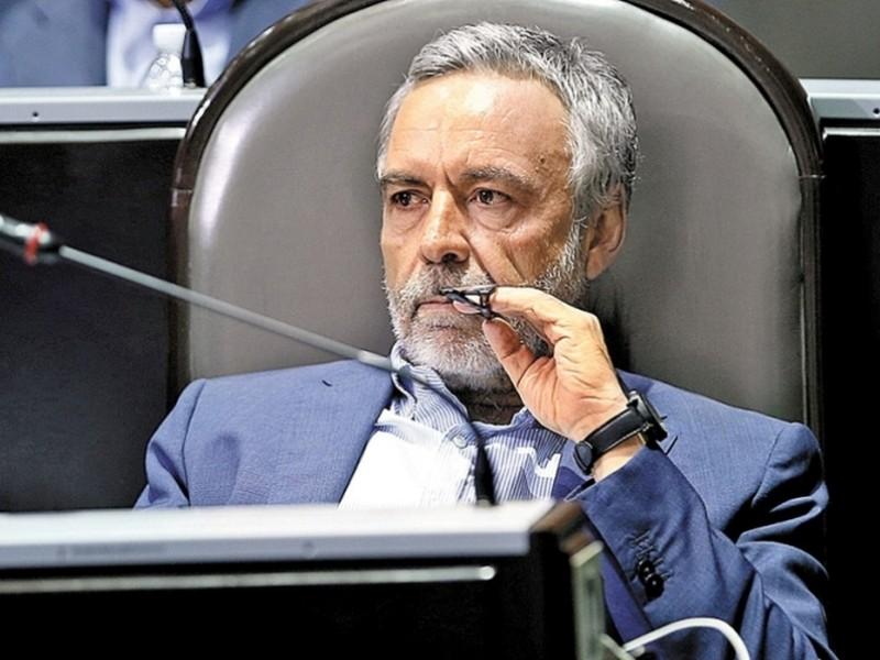 Designan a Ramírez Cuellar presidente interino de Morena