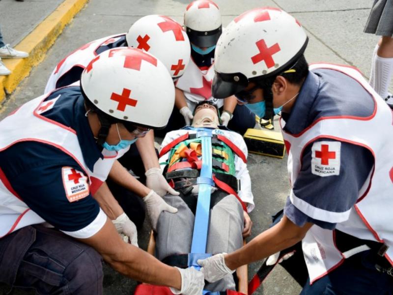 Desinterés por capacitar, afecta ingresos para Cruz Roja