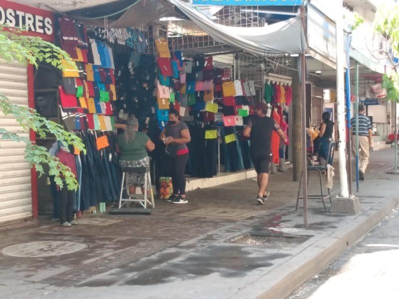 Desisten comerciantes de Culiacán del cierre de negocios por