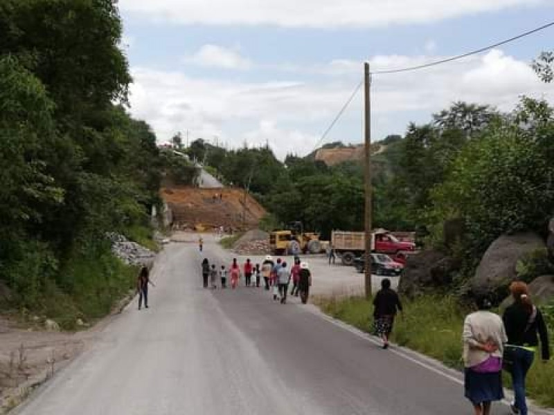 Deslave en Coscomatepec deja un muerto