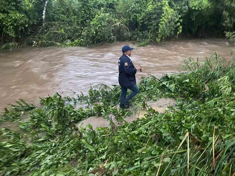 Deslaves por lluvias dejan 9 muertos en Oaxaca