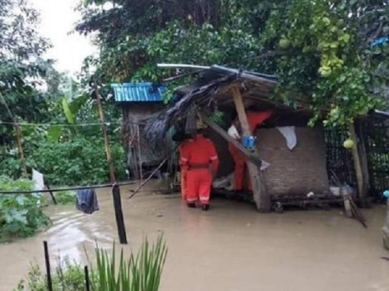Deslizamiento de tierra en Myanmar deja 34 muertos