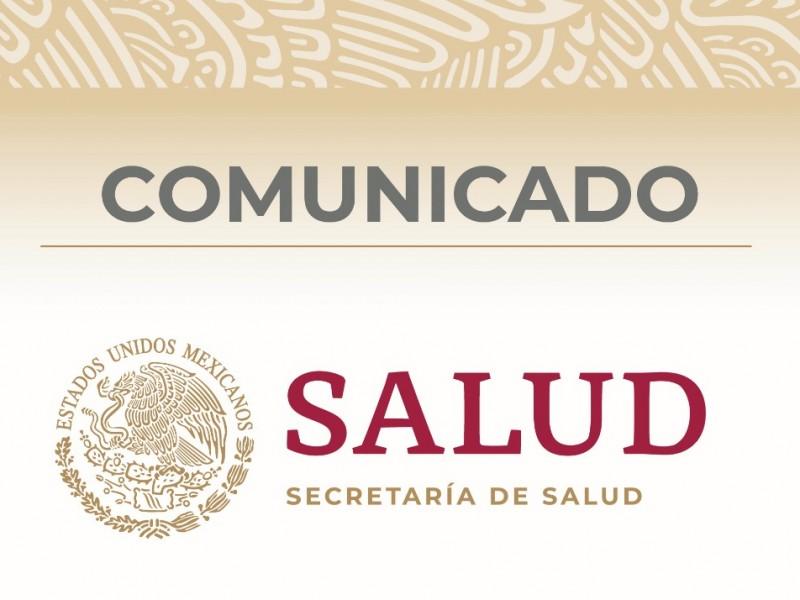 Desmiente Secretaría de Salud fallecimientos por Coronavirus en México