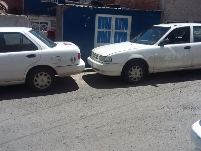 Desmienten autoridades clonación de taxis