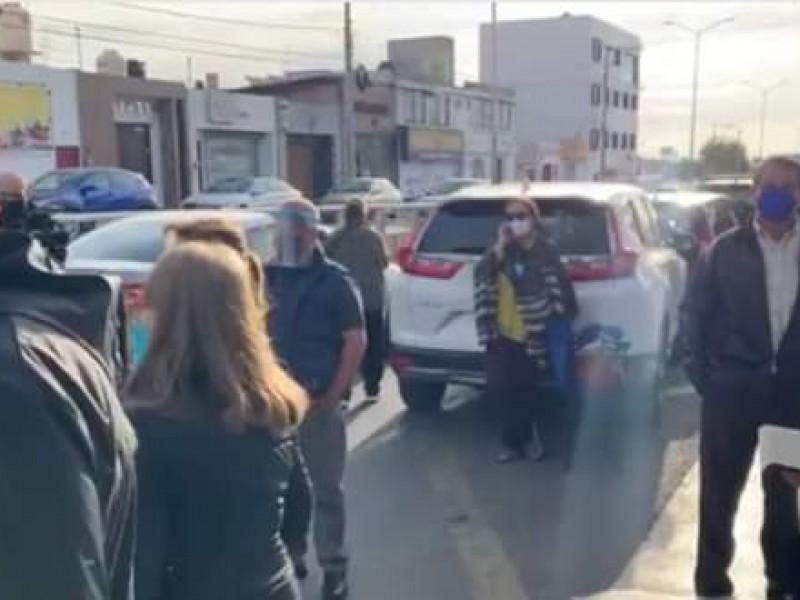 Desmienten autoridades supuesta vacunación Covid en Guadalupe