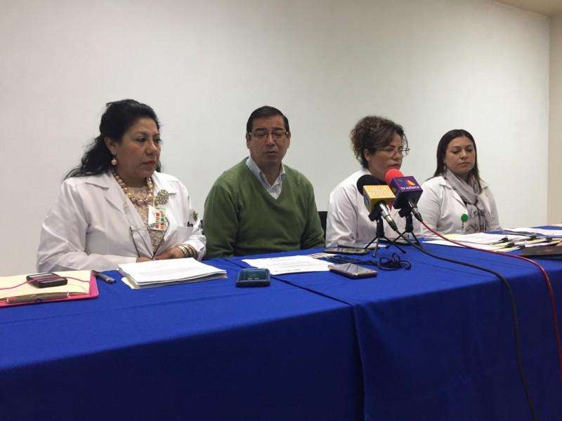 Desmienten brote de bacteria en el Hospital General