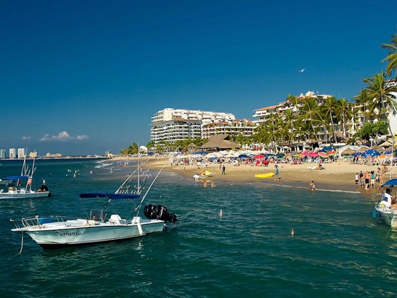 Desmienten cierra de playas en Bahía de Banderas