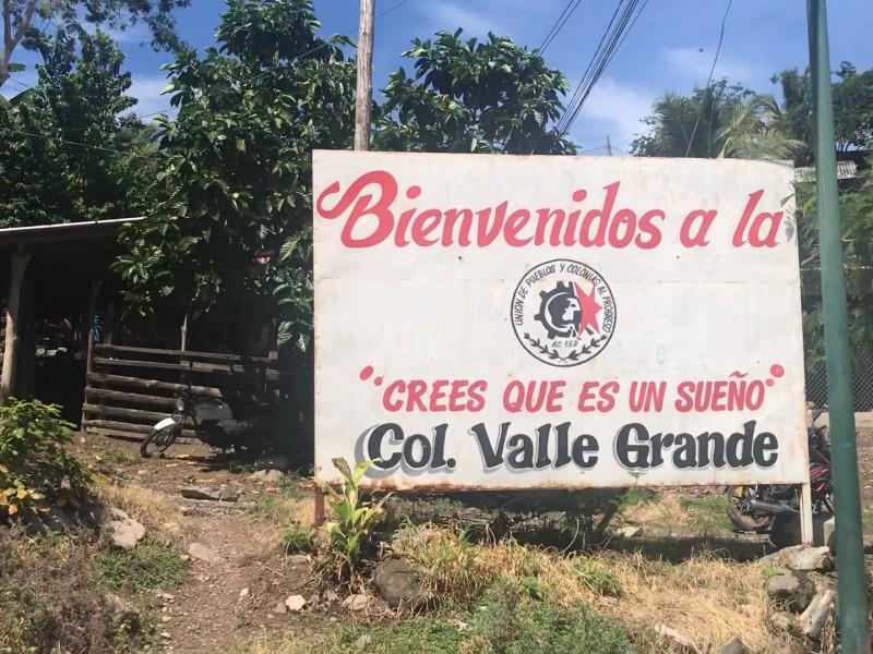 Desmienten hostigamiento contra pobladores de Valle Grande