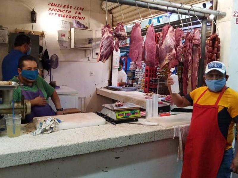 Desmienten incremento de precios en carnes