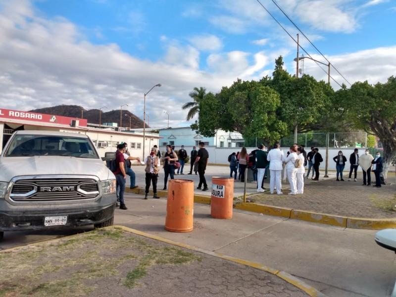 Desorden en arranque de vacunación Sars cov 2 en Rosario