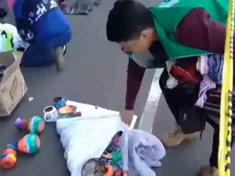 Despedidos funcionarios que despojaron a indígenas de artesanías
