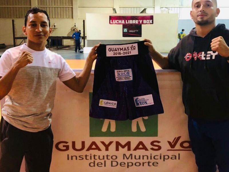 Despide Nayo Ibarra al Faraón Ruiz, que peleará en Agua Prieta