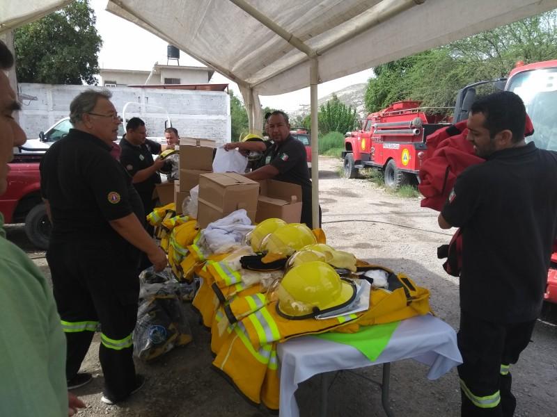 Despiden a bomberos de Lerdo por presunto robo