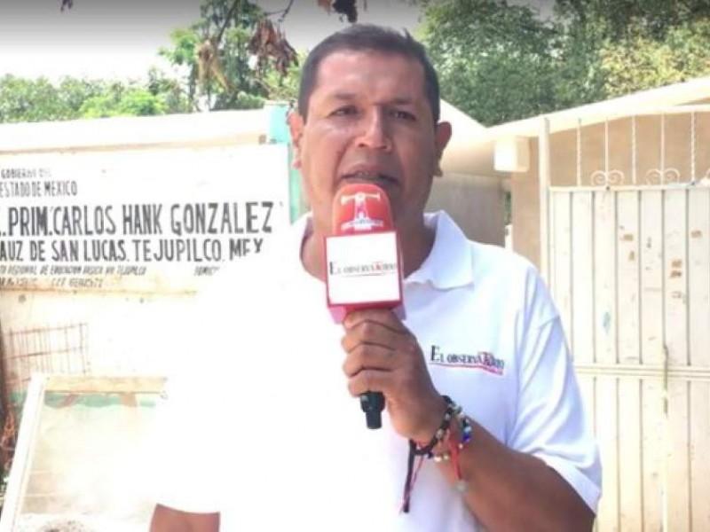 Despiden al periodista asesinado en Tejupilco