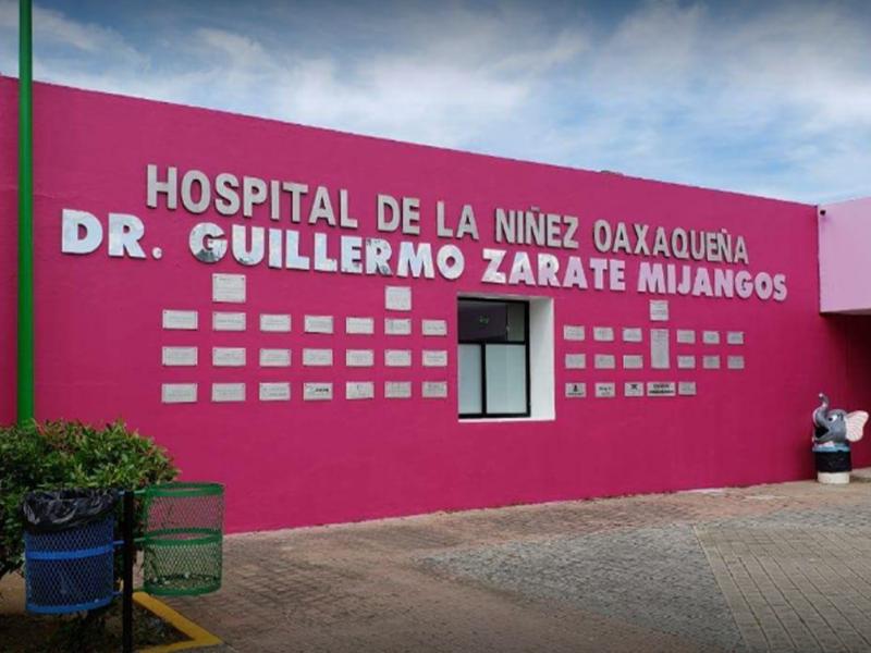 Despidos de médicos pone en crisis a niños con cáncer;Oaxaca