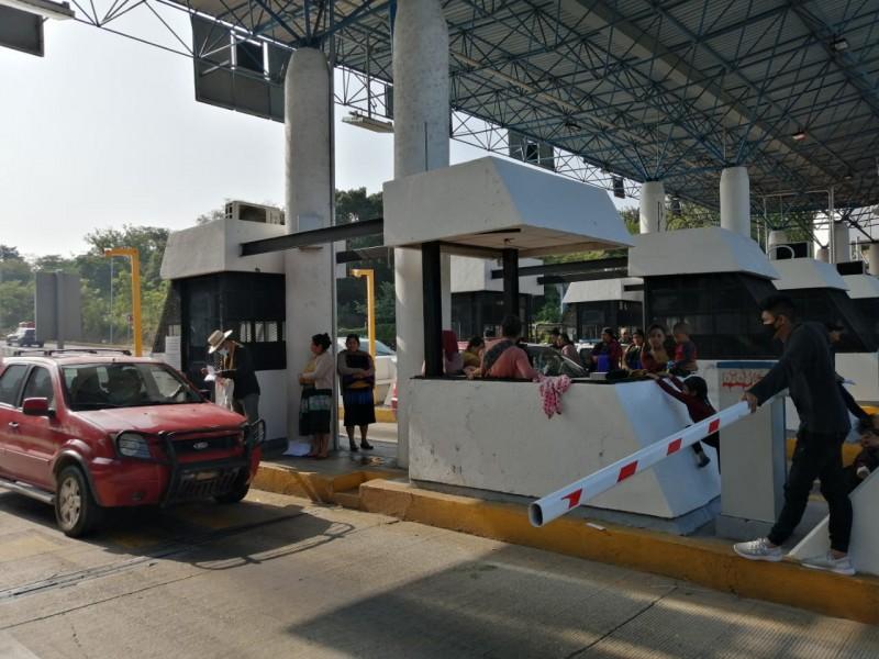 Desplazados en Ejido Puebla pudieron contraer COVID-19 sin recibir atención