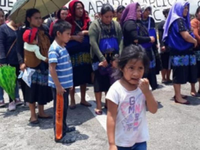 Desplazados sin respuesta desde hace cuatro años